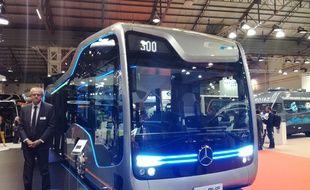 Le Future bus est le premier autobus à conduite autonome