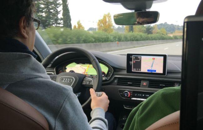 Nous avons testé Apple Car Auto et Android Auto à bord de la nouvelle Audi A4.