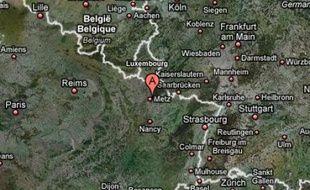 Une fusillade  a fait deux morts par balles à Borny, un quartier de Metz, le 1er aout 2008, selon une source judiciaire.