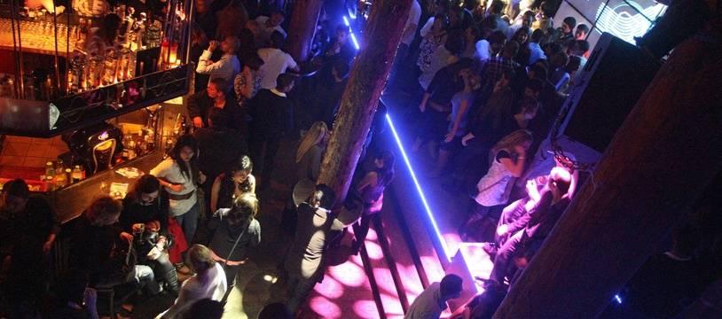 La discothèque le Network, à Lille, au cœur de la polémique.