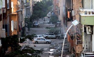 La Libye est plongée dans le chaos depuis la chute de Mouammar Kadhafi en 2011.