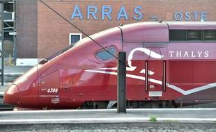 Un train Thalys en provenance d'Amsterdam a été le lieu d'une fusillade le 21 août 2015.