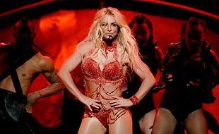 Britney Spears assure le show à Las Vegas.