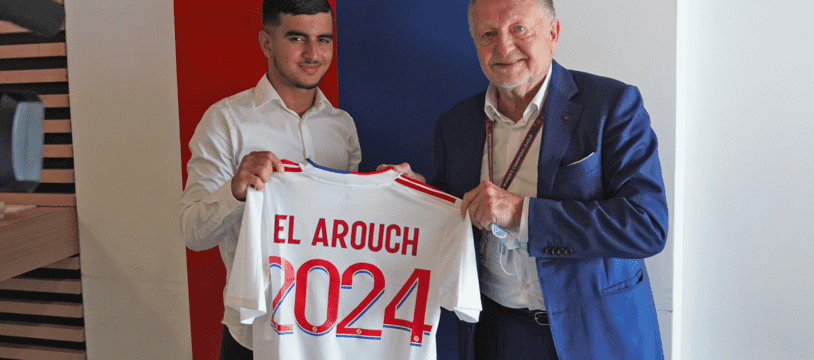 La signature de Mohamed El Arouch a été officialisée ce jeudi par son club formateur.