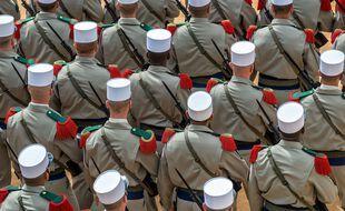 Des légionnaires du régiment de Nîmes accusés de proxénétisme ont été mis en examen. (Illsutration)