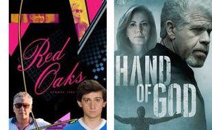 Amazon annonce deux nouvelles séries