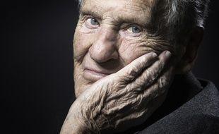 Jean d'Ormesson le 31 janvier 2017.
