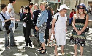 Des transsexuels venus de toute la région se sont retrouvés la semaine dernière lors d'un colloque à Bordeaux.