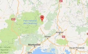 Deux femmes ont été retrouvées mortellement blessées à l'arme blanche et une troisième, blessée dans une maison à Molières-sur-Cèze (Gard).