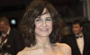 Valérie Lemercier à Cannes en mai 2015.