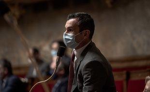 Le sénateur LR de Marseille Julien Ravier le 9 février 2021