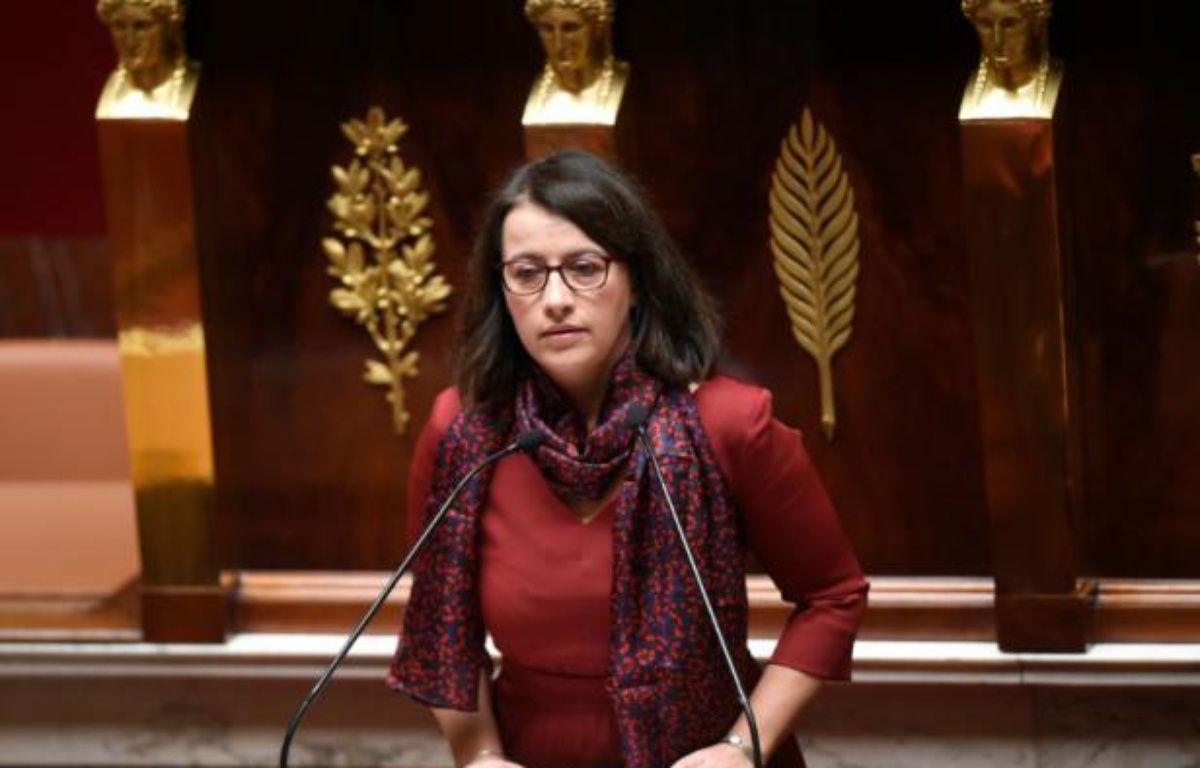 Cécile Duflot le 5 février  2016 à l'Assemblée nationale à Paris – LIONEL BONAVENTURE AFP