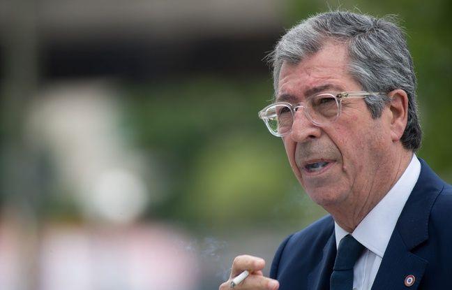 Patrick Balkany, photographié devant le tribunal de Paris, le 20 mai 2019.