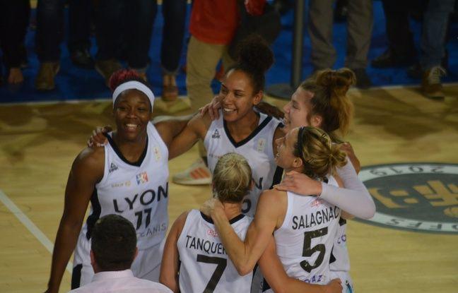 Lyon Asvel-Montpellier: «Super équipe de guerrières», les Lionnes de Tony Parker deviennent championnes de France