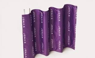 La batterie pliable développée par l'entreprise sud-coréenne Jenax.