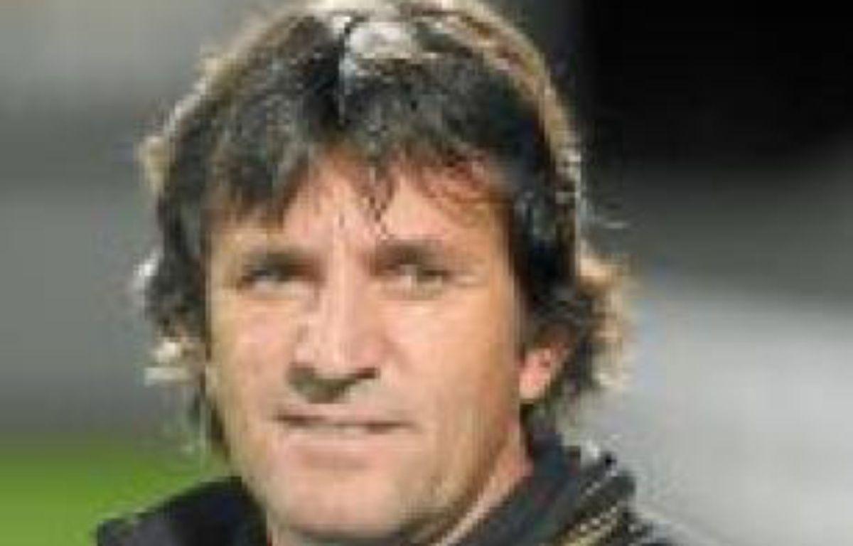 Pasqualetti peut être confiant. –  E. POL / SIPA