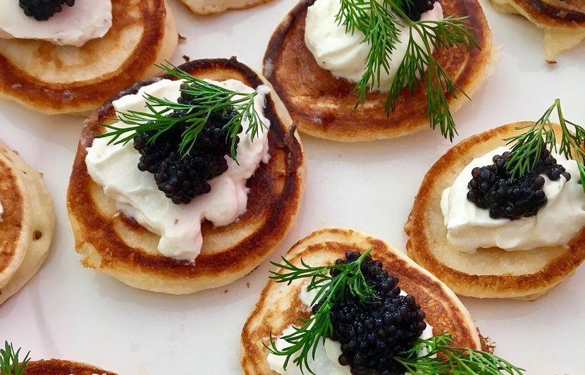 Listeria : Rappel de mini-blinis vendus par Auchan, Leclerc et Système U