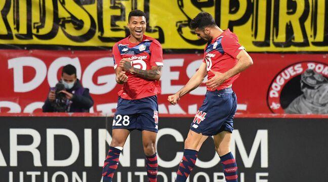 Losc-Nice EN DIRECT : Lille Lille se promène face à des Niçois inexistants...Suivez le match en live avec nous