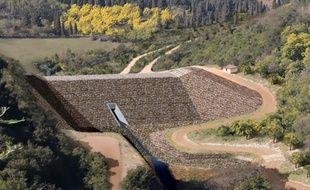 Une immense bassin de rétention va être construit au dessus de Mandelieu où huit personnes avaient perdu la vie en 2015