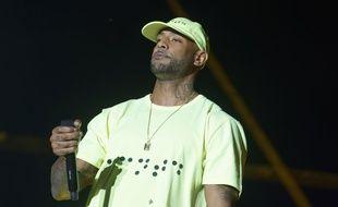 Booba n'aime pas trop Kanye West.