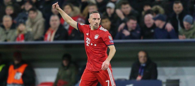 Franck Ribéry va peut-être quitter le Bayern Munich pour une dernière expérience de joueur au Qatar.