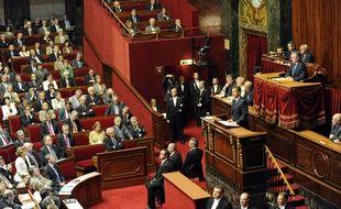 Discours du président de la République devant les parlementaires au Château de Versailles le 26 juin 2009.