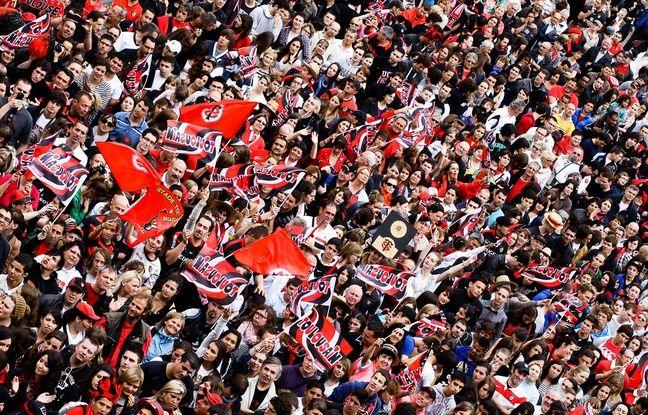 Toulouse-Castres: Mais au fait, pourquoi le Stade Toulousain joue-t-il en rouge et noir?