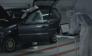 Image extraite du documentaire : «13-Novembre : Quand la France vacille» (France 2).