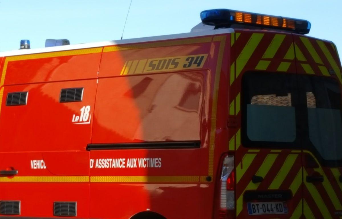 Illustration d'une ambulance de pompiers – Jérôme Diesnis / Agence Maxele Presse