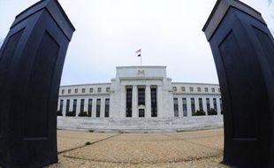 """Les dirigeants de la banque centrale des Etats-Unis (Fed) seraient tentés d'augmenter """"sous peu"""" leur soutien à l'économie américaine en cas de persistance du ralentissement économique."""