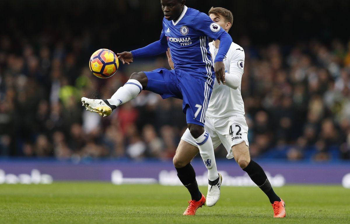 N'Golo Kanté – Adrian DENNIS / AFP