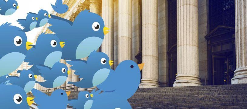 Twitter est souvent comparé à un tribunal, en raison de son empressement à commenter l'actualité.
