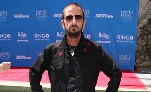 L'ancien Beatle, Ringo Starr