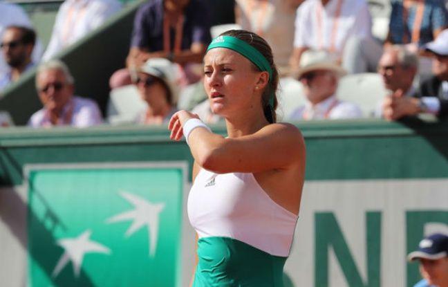 Roland-Garros: Non, Mladenovic ne s'est pas encouragée en italien  pour provoquer son adversaire dans actualitas dimanche 648x415_kristina-mladenovic-30-mai-2017