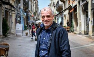Philippe Poutou, photographié à Bordeaux, le lundi 8 juin 2020.
