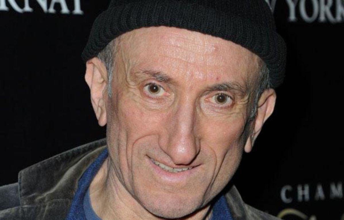 Jean-FrançoisDérec le 4 avril 2012 à Paris. – BENAROCH/SIPA