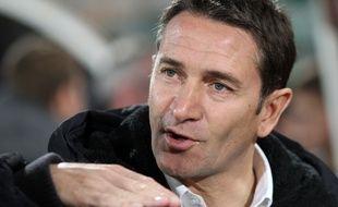 Philippe Montanier est le nouvel entraîneur d RC Lens