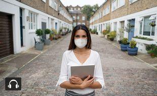 Le métier d'agent immobilier s'est réinventé avec la crise du covid-19.
