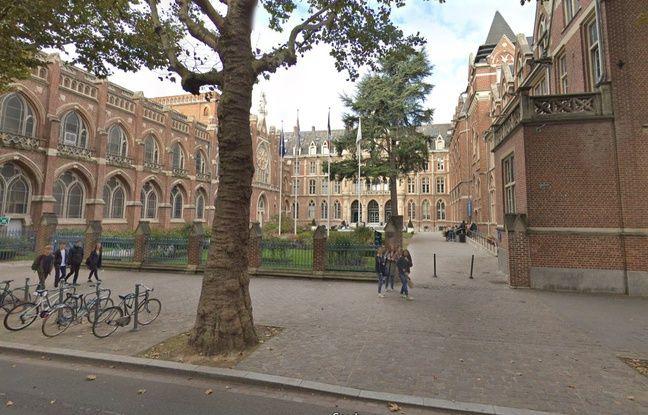 Lille: Une université stocke l'énergie solaire pour améliorer son bilan carbone