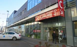 Les urgences du CHU de Rennes. (Illustration)