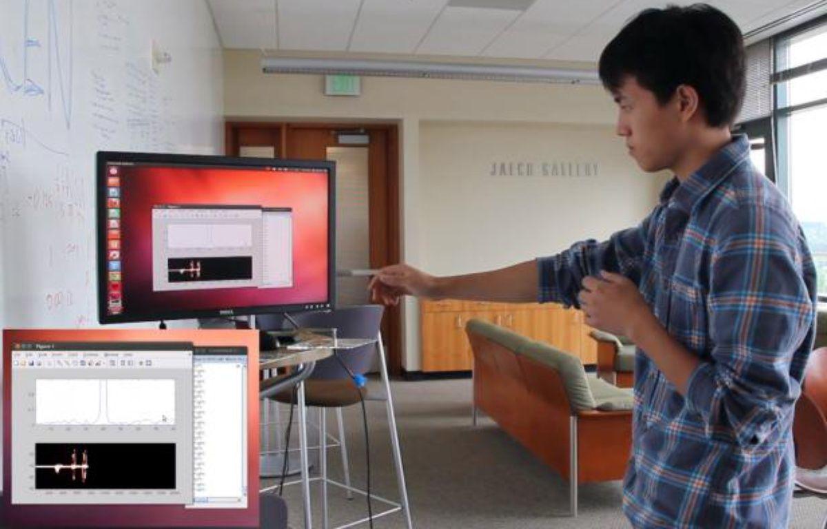 WiSee permet un contrôle gestuel des appareils de la maison en détectant les variations des ondes wifi. – WISEE