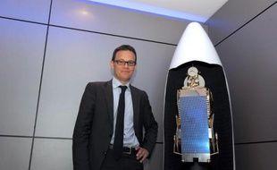 """L'opérateur de satellites européen Arianespace a annoncé mardi prévoir """"une année record"""" pour 2014, qui devrait être marquée selon lui par un nombre inédit de lancements de fusées malgré les récents reports de tirs."""