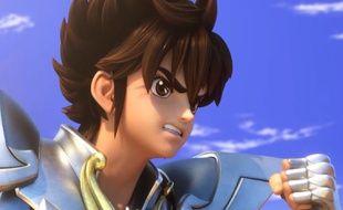 Seiya(r) version 3D et Netflix dans la nouvelle adaptation animée des «Chevaliers du Zodiaque»