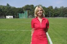 Florence Portelli, ici au campus de la Refondation au Touquet, est candidate à la présidence des Républicains