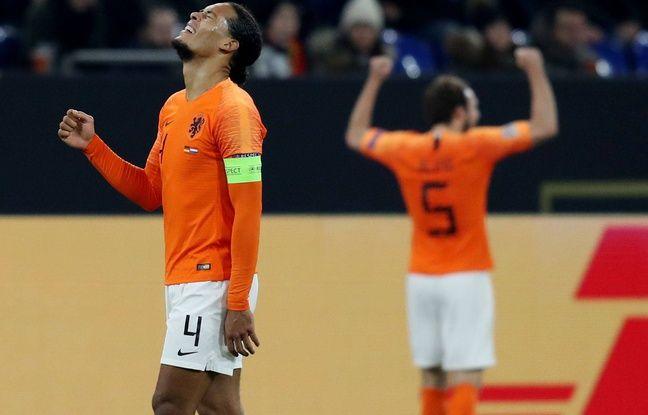 Ligue des nations: Les Pays-Bas devancent les Bleus à la dernière minute, «un sentiment fantastique»