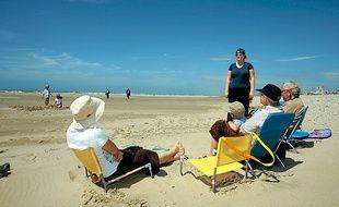 Le Pavillon bleu reste rare sur les plages du nord-Pas-de-Calais.