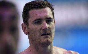 Le nageur sud-africain Cameron Van Der Burgh a contracté le coronavirus.