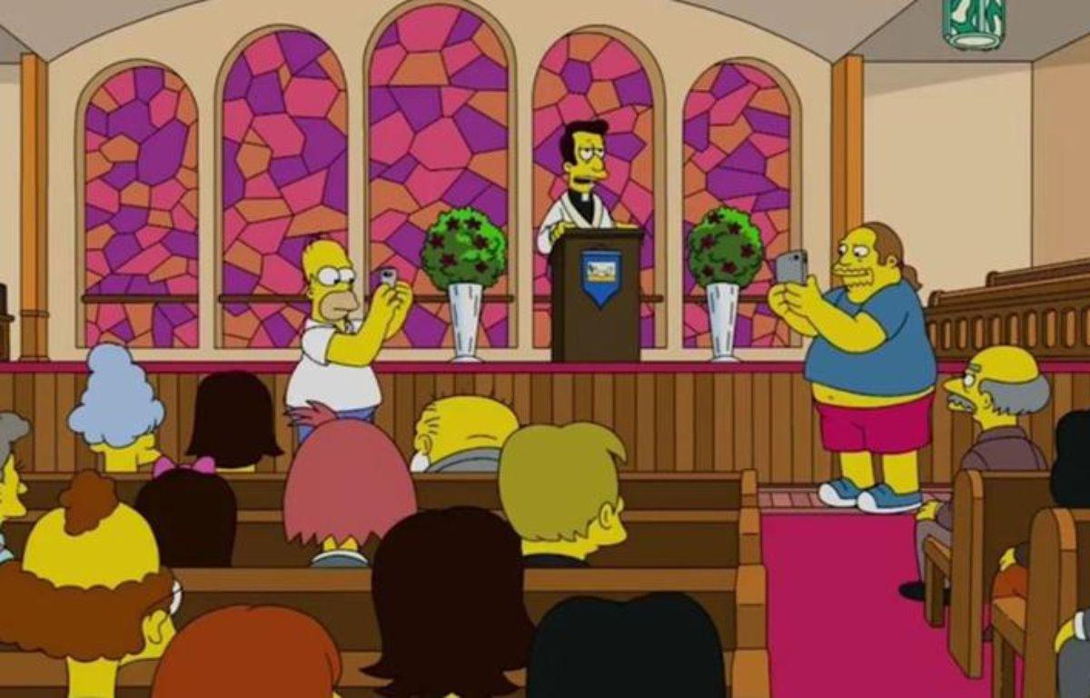Capture d'écran de l'épisode – Fox