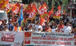 General Motors a confirmé avoir trouvé un accord avec la société belge Punch Metals International, qui s'engage à racheter le site de GM Strasbourg sans supprimer d'emplois, selon un communiqué du constructeur automobile.