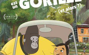 Affiche du film Ma mère est un gorille (et alors ?)